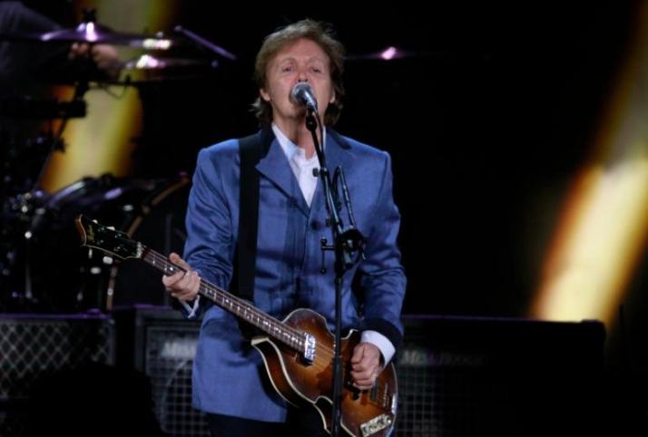 Canção de Paul McCartney é eleita o melhor tema de 007